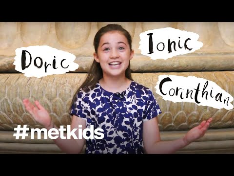metkids how can i recognize ancient greek architecture youtube