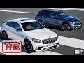 NEW Mercedes-AMG GLC 63 S 4MATIC+ Coupe vs 2018 GLC 63 S 4MATIC[NEW]
