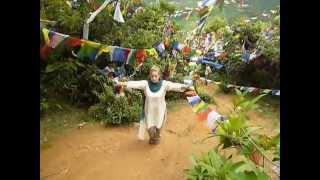 Chi Kung de la grue / Qi Gong Pharping, Nepal