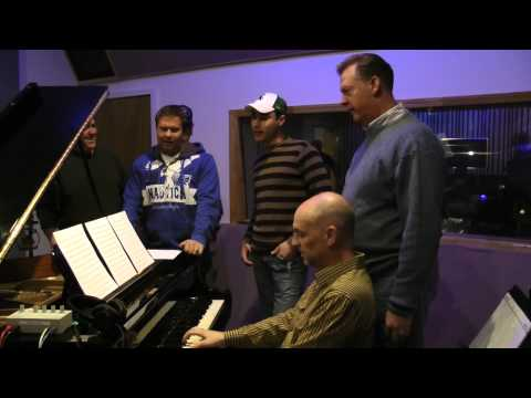 In the Studio: I'll Be a Friend (The Inspirations)