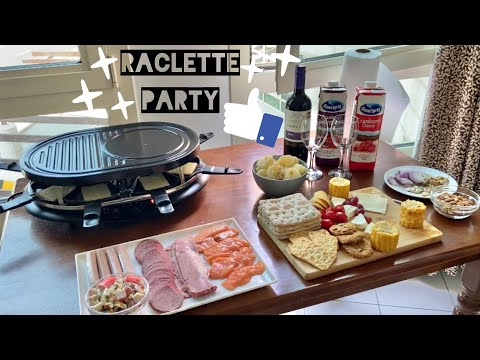Raclette Party in the House!