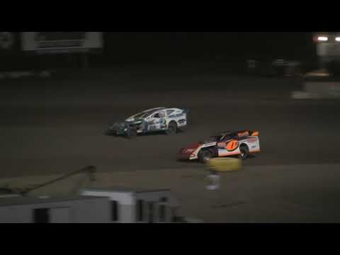 Kevin Kemp 2015 AAA Modified Win. - dirt track racing video image