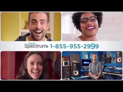 Charter Spectrum Beatbox Commercial