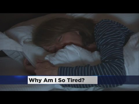 4 Reasons You re Tired Constantly (Beyond Insomnia)