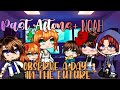 Gambar cover Past Aftons + Past Noah observe a day in the future | little Ennard × Michael |Part 2| Picka_Clara