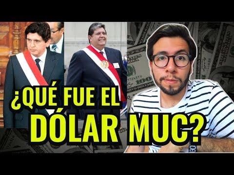 CASO GARCÍA: ¿QUÉ FUE EL DOLAR MUC? Ep. 2 | HISTERIA DEL PERÚ