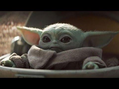 Happy Baby Yoda Blank Template Imgflip