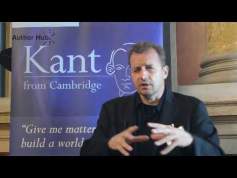 An interview with Robert Doran at the Kant Congress 2015, Pa