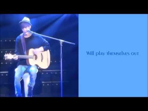 VIXX_HONGBIN English Song Cover - Falling Slowly