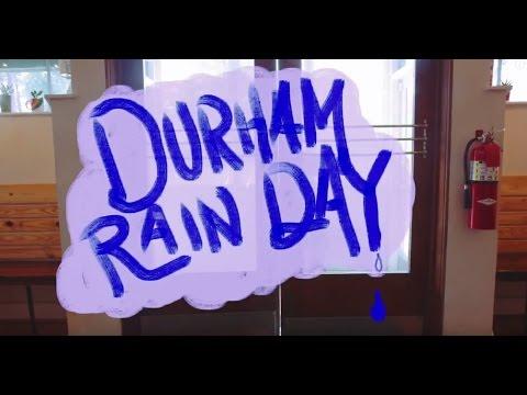 Rainy Day Durham