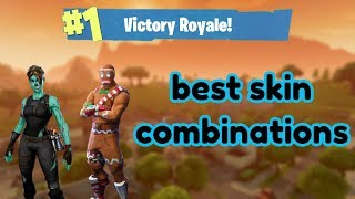 MY FAVORITE SKIN+BACK BLING COMBINATIONS IN FORTNITE (fortnite battle royale)