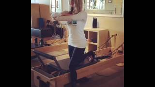 Eve's Lunge -- Pilates Please and Thank You.