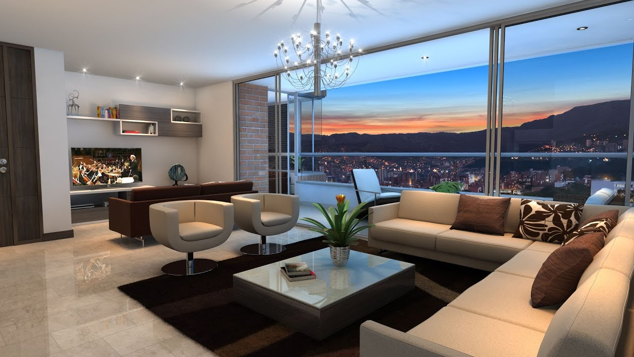 Saint etienne venta de apartamento de 139 5 m2 izquierdo en medell n laureles youtube - Apartamentos badajoz alquiler ...