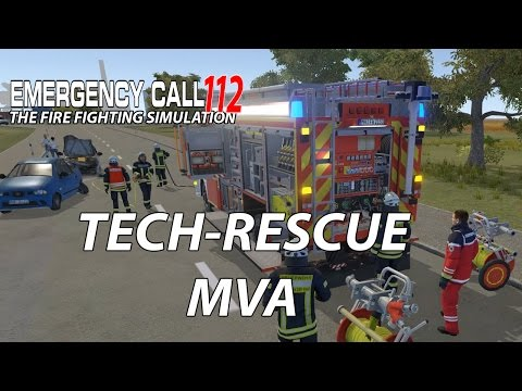 Emergency Call 112  English Gameplay  Day 1