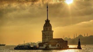 Maiden's Tower - Kızkulesi  -  Salacak - Üsküdar / İstanbul