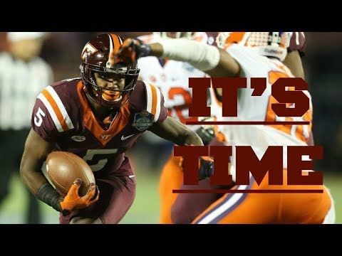 Virginia Tech Vs Clemson Hype 2017