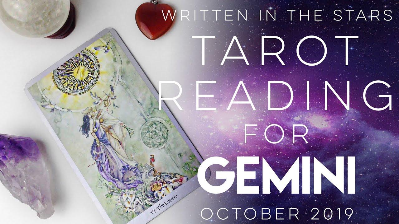 gemini october 2019 tarot horoscope
