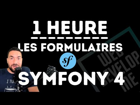 SYMFONY - FORMS COMPONENT IN 1 HOUR