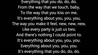 One Direction - Everything About You Lyrics