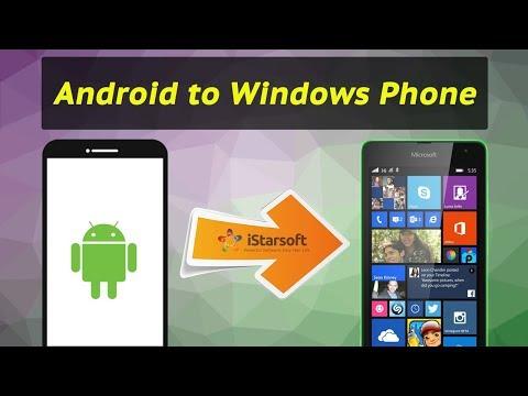 Trasferire Calendario Da Windows Phone A Android.Come Trasferire I Dati Android A Windows Phone