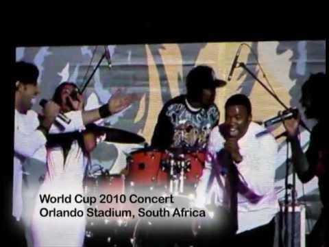 FIFA World Cup Anthem - Salim-Sulaiman Feat. Alisha Popat, Loyiso Bala & Eric Waynaina