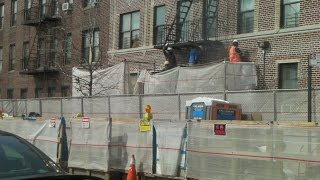 RANT NYCHA APARTMENT Abatement continues (No forewarning, No respect for residents) 2016 PT 1