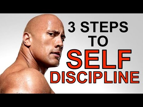 3 Proven Methods For Gaining Self Discipline
