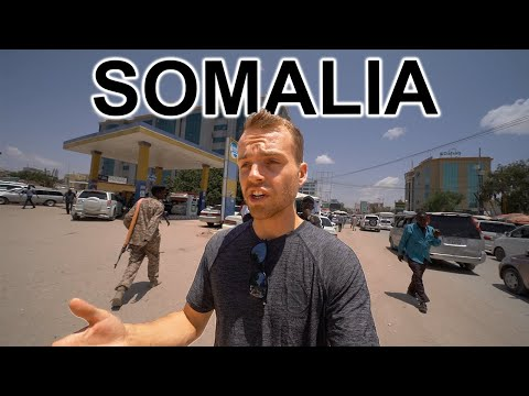 1 DAY as a TOURIST in SOMALIA (Extreme Travel Somalia)