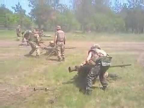 ВСУ СПГ-9 -душевно