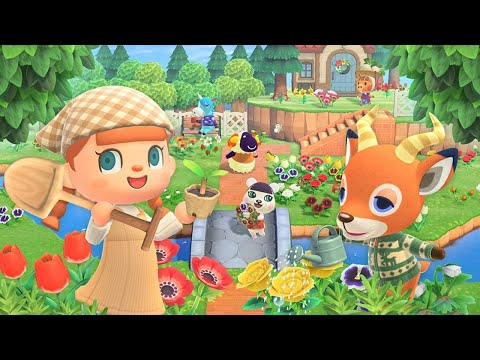Griffin plays EVEN MORE Animal Crossing: New Horizons!