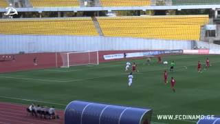 FC Dinamo Tbilisi 4:1 FC Dila [HIGHLIGHTS]