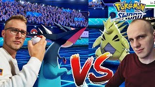 Kushi VS Judi MakeFun! Walka PvP ! (Pokemon Sword, odc. 27)