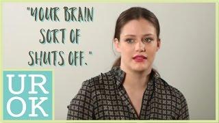 Sarah Hartshorne on living with PTSD