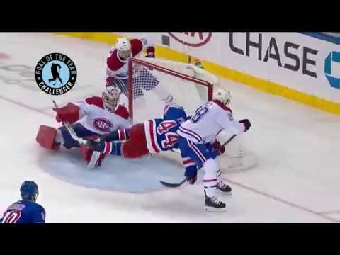 NHL Now:  Goal, Save of the Year:  Looking at Goal, Save of the Year candidates  Nov 7,  2018