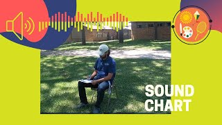 Sound Chart Camptivity with Counselor Matthew