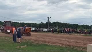 James white Minneapolis moline tractor pulls