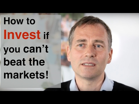 Investing Demystified -  (How to Invest if you can't beat the markets - Part 1 of 5)