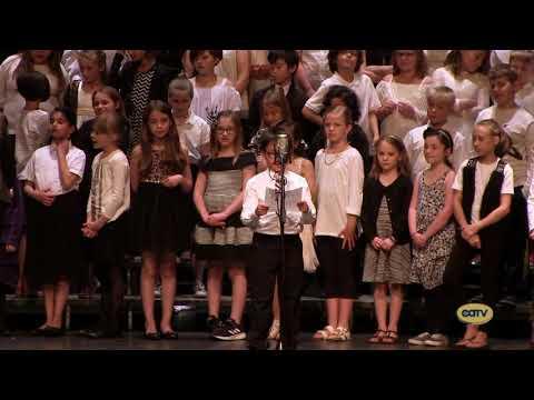 Mt. Lebanon & Hanover Street School Choir Concert