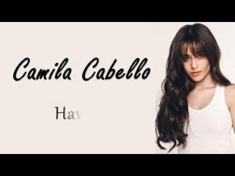 Camila cabelo - Havana with lyrics (English)