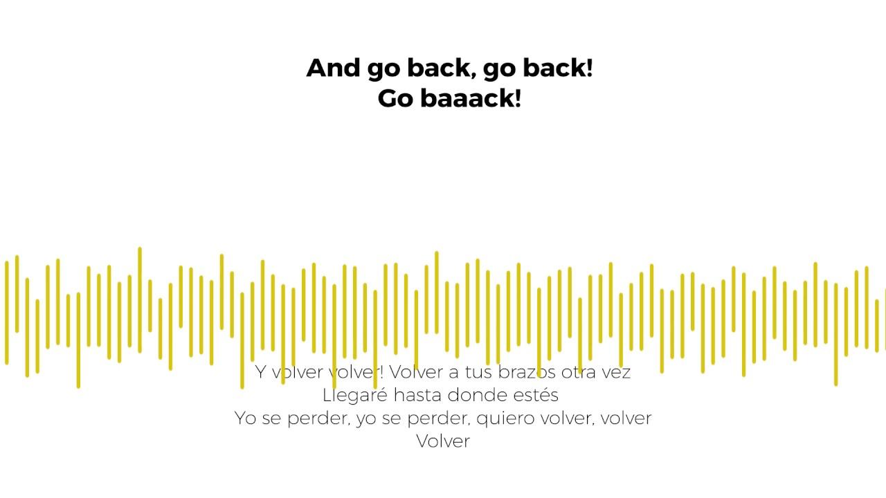 Vicente Fernandez Volver Volver English Spanish Lyrics Youtube