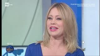 """Anna Falchi: """"Io e il mio senso del pudore"""" - C'è Tempo per... 06/08/2020"""