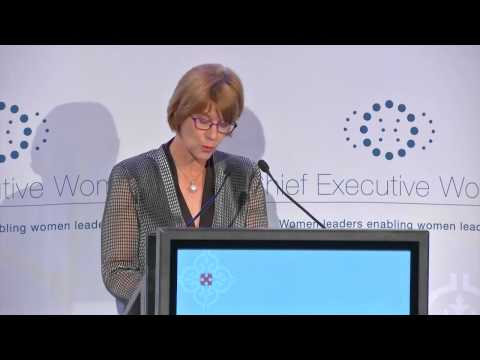 Alison Watkins address at the CEW Annual Dinner 2014 - YouTube