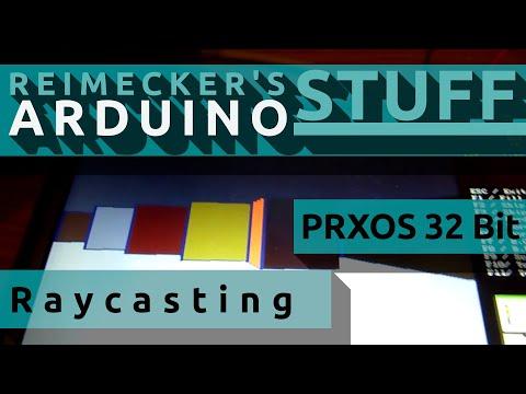Prxos - Arduino Raycasting 32Bit