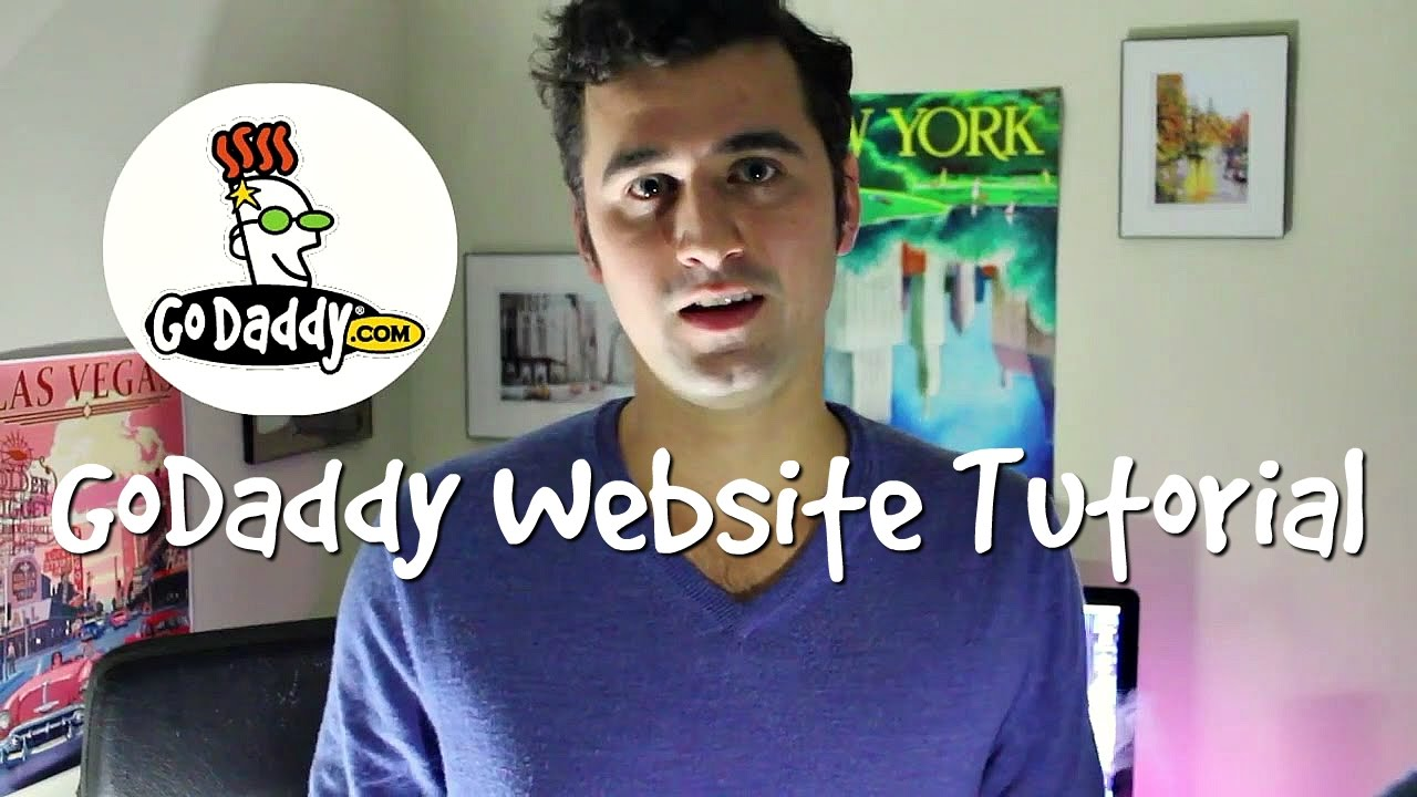How To Make a WordPress Website with GoDaddy - 2017 | Dear Blogger