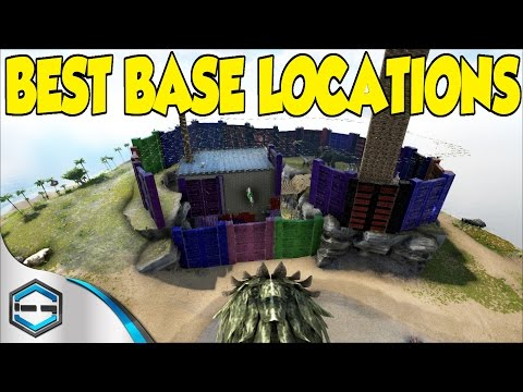 Ark Survival Evolved Best Base Locations Ep. 20