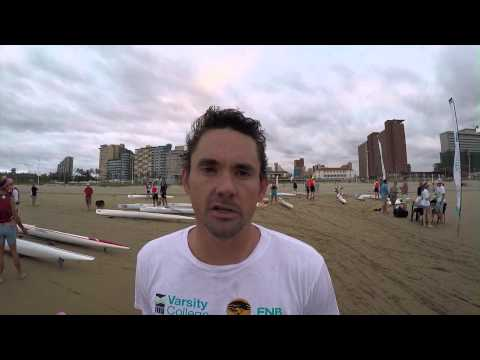 Varsity College FNB Surfski Series 2015 - Supersport TV Show - Race 6 to 10