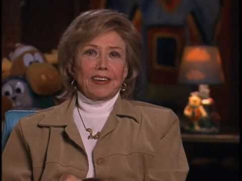 "June Foray on voicing ""Rocky"" and ""Natasha"" on ""The Bullwinkle Show"" - EMMYTVLEGENDS"