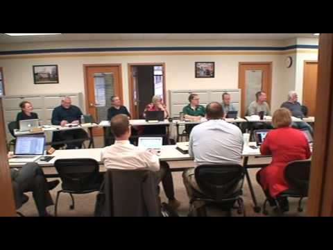 Board Meeting March 20th, 2017