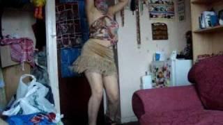 رقص المتحوله سلوى الجنس الثالث بشير اهداء لايمن.