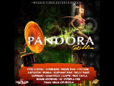 Pandora Riddim  Mix 2015 ft Beenie Man.Vybz Kartel.Capleton.Elephant Man.Sizzla & Ninja Kid.I-Octane